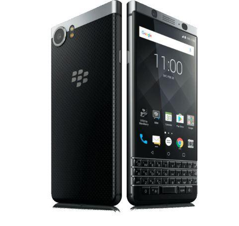 Asi es la blackberry keyone