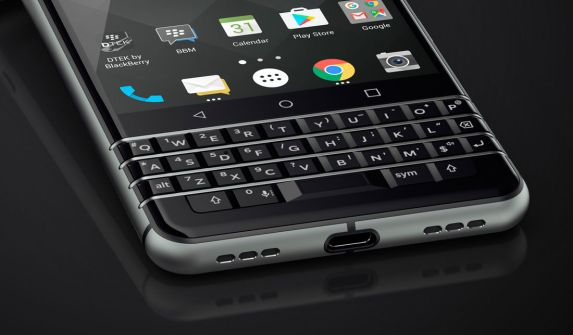 teclado qwerty blackberry