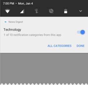 Notificaciones de Android O