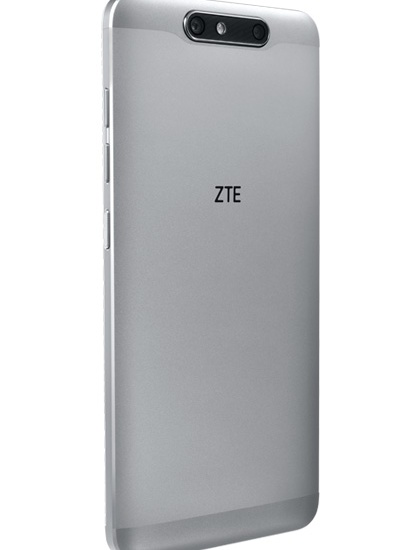 ZTE Blade V8 Plata