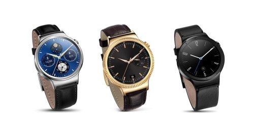 Modelos Huawei Watch