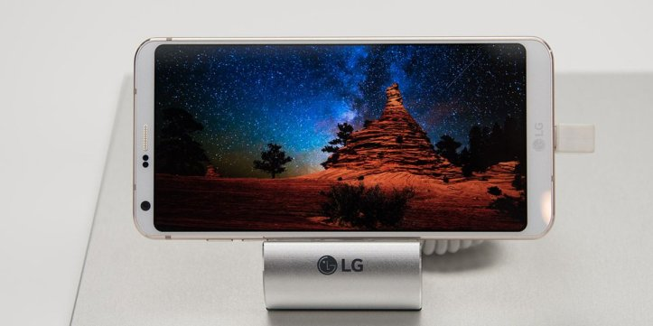 Pantala QHD+ LG G6