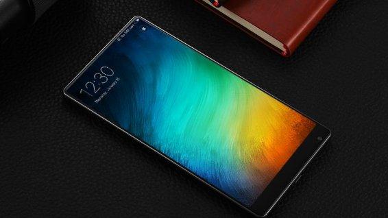 Xiaomi Mi Mix negro