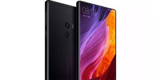 Xiaomi Mi Mix aspecto