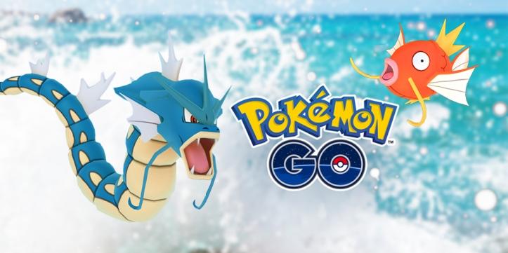 Evento del agua Pokemon Go