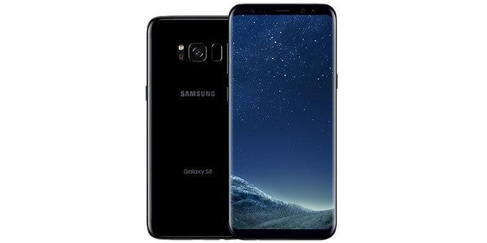 samsung galaxy s8 negro